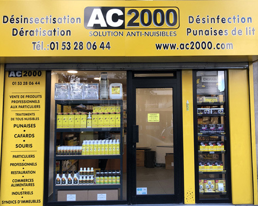 AC 2000 - Paris 18