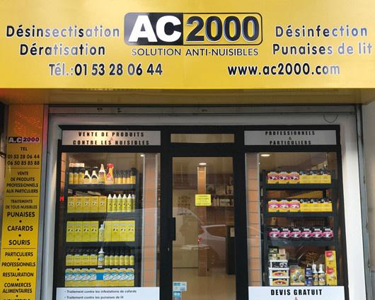 AC 2000 - Paris 17