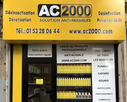 AC 2000 - Paris 10